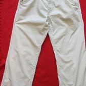 Фирменные летние мужские брюки р. 50