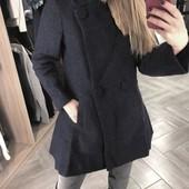 Шикарное пальто осень-зима. М