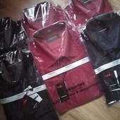 Labirint. Стильные мужские рубашки, качество люкс. Чёрные, бордовые.