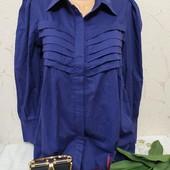 Легкая блузочка, размер 3хл,100% коттон, смотрите замеры в лоте