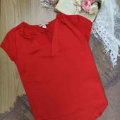 шелковая блуза для шикарной фигуры размер Хл-ххл