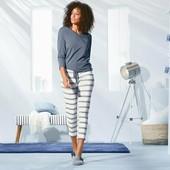 Комфортные брюки для дома и для сна из хлопка от Tchibo, размер примерно 48/50 евро, на наш 54/56