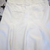 Льняная юбка, р.16 Marks&Spencer