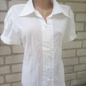 новая блузка м/л.можно в школу наподростка.бирка есть