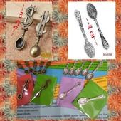 Идея для подарка! сувенир в кошелек ложка-загребушка можно заказать 10 шт по выигрышной цене.