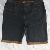 Классные джинсовые шорты р-р 52/54