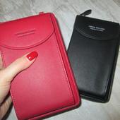 Женское портмоне сумка клатч Baellerry Young В лоте одна