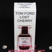 Tom Ford Lost Cherry - потрясающая очень вкусная новинка! Люкс качество 60мл