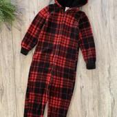 Ромпер, пижама на мальчика или девочку 5-6 лет. В хорошем состоянии.