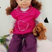 Кукла большая Roxanna Роксана Smoby Смоби Pico 62см
