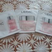 3 пробника Lierac ро 2 ml