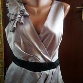 Фирменное обалденное праздничное платье размер 46-48