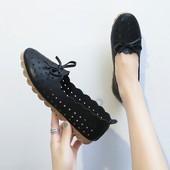 Стильные качественные туфли-мокасины. новые 38 рр (24 см)