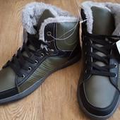 Новые ботинки размер 36, еврозима