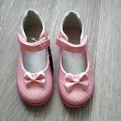 Шикарные туфельки Шалунишка ,р.28- 17,5 см.