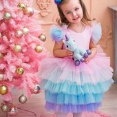 Платье Единорог!