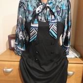 Фирменное платье р 48