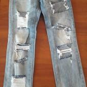 ✔ Рваные джинсы для принцессы  3/5 лет УП -10%