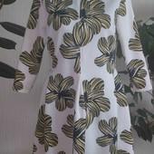 Шикарное женское фирменное платье р.12!!!