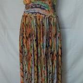 Лёгкое длинное платье,L/xl