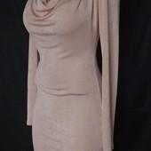 Новое пудровое платье, Англия,s/m