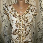 Женская шифоновая блуза per una