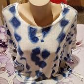 Красивая блузка с поедками. Вискоз 100%. Monari. 3xl,4xl,5xl. Смотрите лотов много