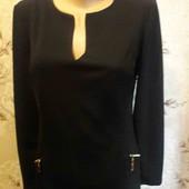 Прикольное черное платье