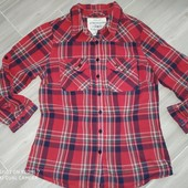 Рубашка на девочку подростка 12-14лет смотрите замеры