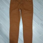 Zara супер крутые брюки размер М замеры на фото