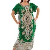 Платье с штапеля батал 56-60