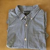 Фирменная рубашка в идеальном состоянии р. 54-56