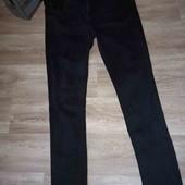 Черные женские джинсы L XL
