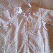 Школьная рубашка на мальчика 6 лет