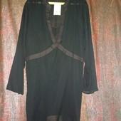 Черная блуза р.32