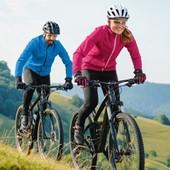 Крутые женские вело леггинсы, лосины для холодных дней от Crane. Германия
