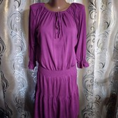 Женское вискозное платье next