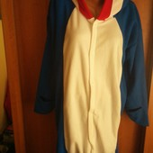 комбинезон, кигуруми, пижама, слип,размер XL. Gemini.акула, . состояние отличное