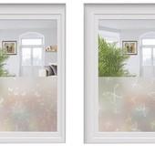 Одна на выбор декоративная пленка на окно (стекло, зеркало) Melinera