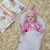 Детский флисовый пледик от Mothercare, р.88*70 см