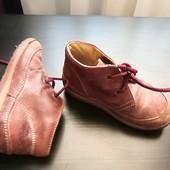 Ботиночки кожаные 23 р. falcotto