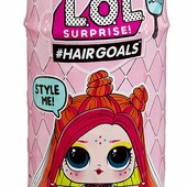 Лол 2 хвиля Волосатики оригінал L. o. l. Surprise hairgoals makeover 2 оригинал Mga