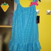 Новий модний сарафан Girls Rule на 6 років.