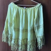 Летняя блузочка натуральная!