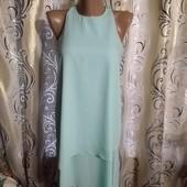 Нежное шифоновое платье atmosphere