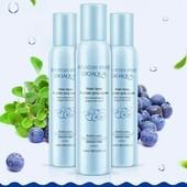 Увлажняющий спрей для лица Bioaqua Natural Water Spray черника 150 мл. новый