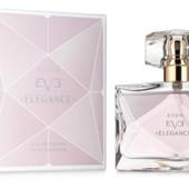 Стойкий аромат Eve Elegance Avon 50 мл.