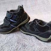 Полностью натуральные демисезонные немецкие ботиночки