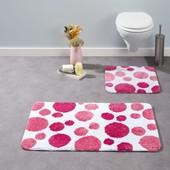 Супер мягкий и классный комплект 2 шт ковриков для ванной и туалета Miomare Германия