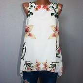 Качество!!! Свободная блуза от швейцарского бренда Zebra, в новом состоянии
